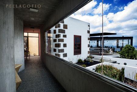 Los arquitectos Ricardo Devesa y Marina Romero crearon un espacio singular.