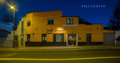 Restaurante Café Brasil.