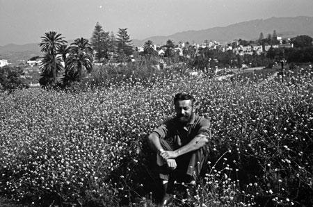 Günther Kunkel fotografiado en Gran Canaria./ FOTO AFHC-FEDAC