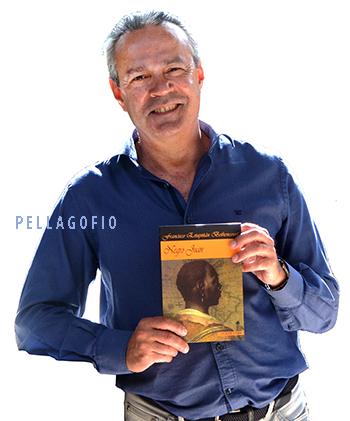 Francisco Estupiñán y su novela 'Negro ,Juan'.