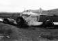 El Junkers Ju-52 hacía sus últimas 600 horas de vuelo antes de ir a revisión, cuando sufrió el accidente. | ARCHIVO PELLAGOFIO (FOTO CEDIDA POR M.R.M.)